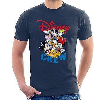 Disney Classic Crew miesten ' s T-paita