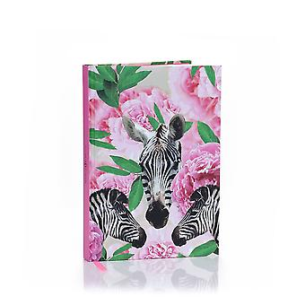 Wild Things A5 160 Page Hardback Notepad Journal I Zee You Baby
