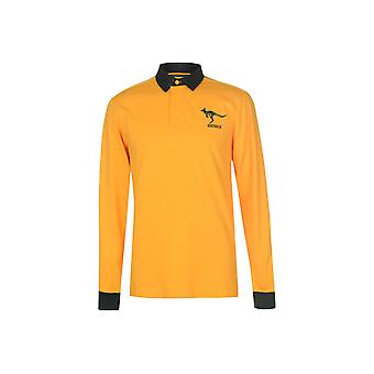 Team Rugby 2019 Long Sleeve Rugby Jersey Mens