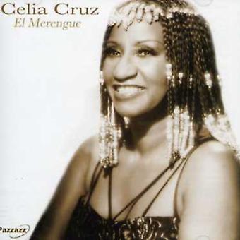 Celia Cruz - El Merengue [CD] USA import