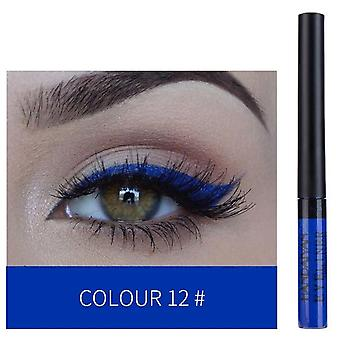 Matte Liquid Eyeliner - Quick Dry, Waterproof, Cosmetic Makeup