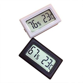 Pet Mini Electronic Thermometer - Temperature And Humidity Sampling
