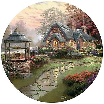 Puzzle - Ceaco - Thomas Kinkade - Make a Wish Cottage 550Pcs 2414-3