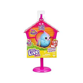 Little Live Pets Rainbow Tweets Lil Bird & Birdhouse