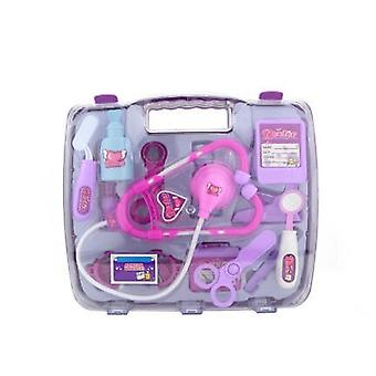 Baby Kids Funny Family Doctor Play Sets - Simulation Medicine Box