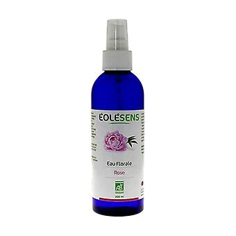 Organic Rose Floral Water 200 ml of floral water