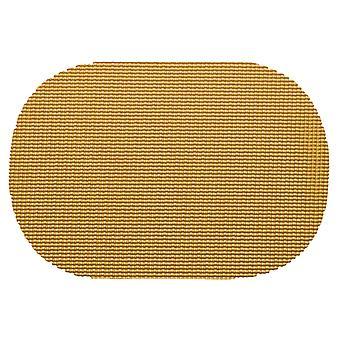 Fishnet Golden Oval Placemat Dz.