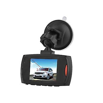 Hd 720p Car Dvr Camera Dash Cam Video 2.4inch Lcd Lcd Display With Night Vision Vehicle Camera