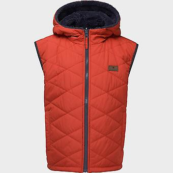 Neue Hi-Gear Kids' Patterdale Gilet Navy/Red