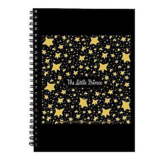 Den lille Prins Stjerne Mønster Spiral Notebook