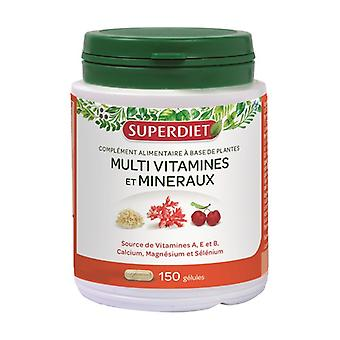 Multivitamin and Mineral Complex 150 softgels