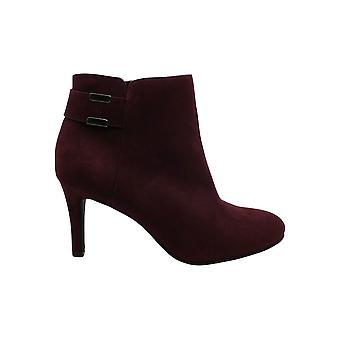 Alfani Womens Faustt Almond Toe Ankle Fashion Boots