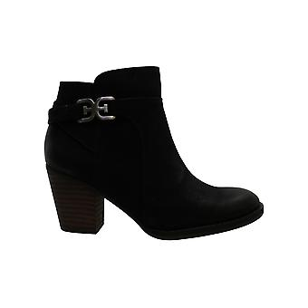 Sam Edelman Womens morgon Fabric Amandel Toe Enkel Fashion Boots