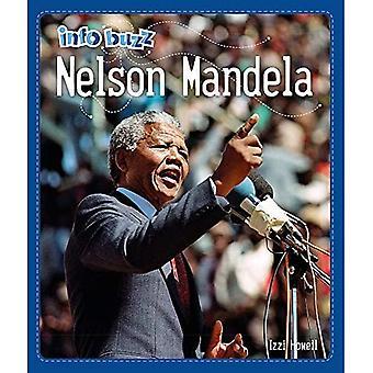 Info Buzz: Black History: Nelson Mandela (Info Buzz: Black History)