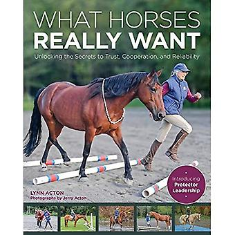 What Horses Really Want: Unlocking the Secrets to Trust, Cooperation and Reliability