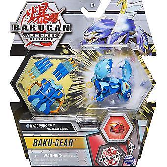 Ultra Bakugan with transforming Baku-Gear S2