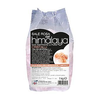 Pink Himalayan Salt Crystals 1 kg
