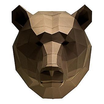 Bear Head Wall Art