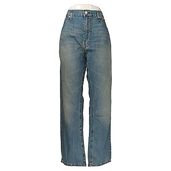 Levi's Men's Straight Jeans 38x32 كلاسيك جيبد بلو