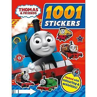 トーマスと友人:1001ステッカー