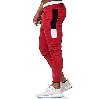 Męskie Spodnie Hip Hop, Harem Joggers Spodnie, Spodnie męskie, Patchwork Spodnie