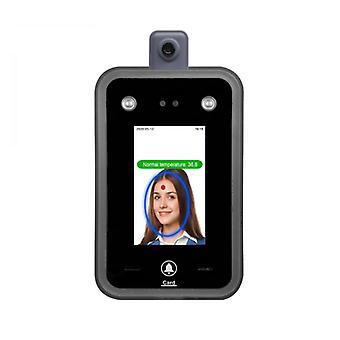 Noul terminal de detectare a temperaturii de recunoaștere facială Control al accesului facial