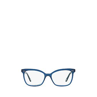 Tiffany TF2155 opal blue / silver serigraphy female eyeglasses
