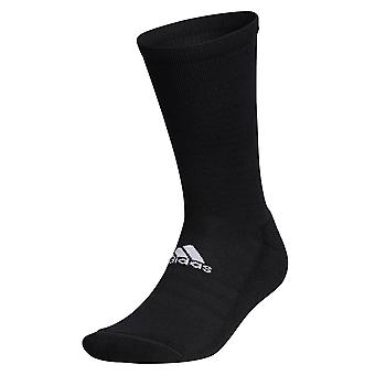 adidas Golf Hombres 2021 Basic Crew Soft Mid-Foot Support Calcetines Acolchados