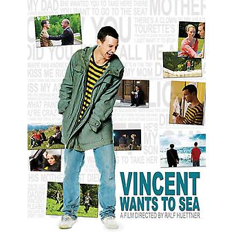 Vincent Wants to Sea [DVD] USA import