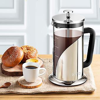 304 Stainless Steel Coffee Maker French Press