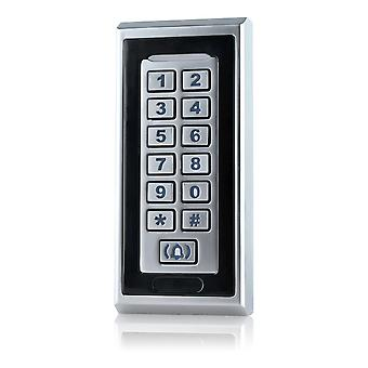 ZKTco ZK-FP810E Metal Touch Access Controller ID Card Password Access Control System Attendance Mach