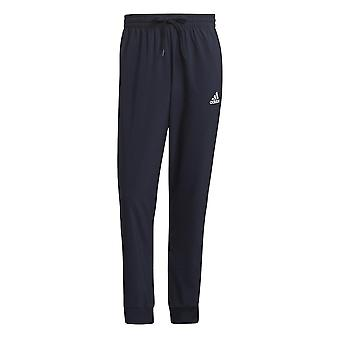 Adidas Essentials Tapered Cuff 3 Strips GK8981 trening hele året menn bukser
