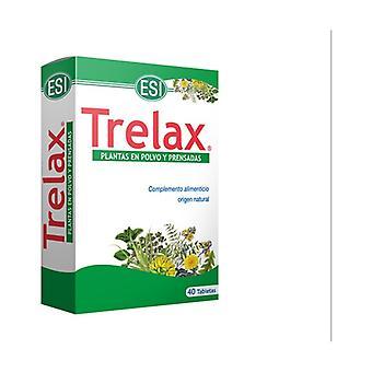 Trelax 40 tablets