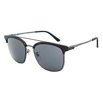 Unissex Sunglasses Police SPL569-627 (Preto) ( 54 mm)