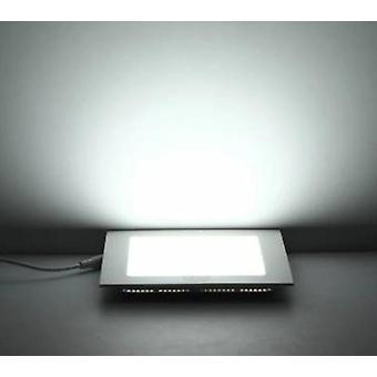 Luz de painel de led quadrado recessed cozinha /banheiro /teto lâmpada