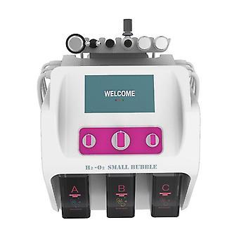 Hydrogen/oxygen Small Bubble Facial Hydrafacial Machine