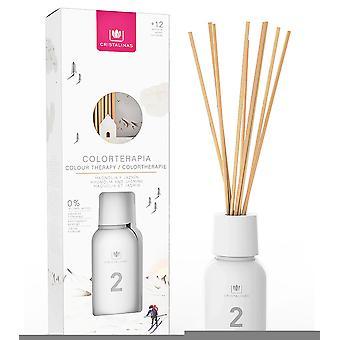 Cristalinas Premium Color Therapy White 125 ml