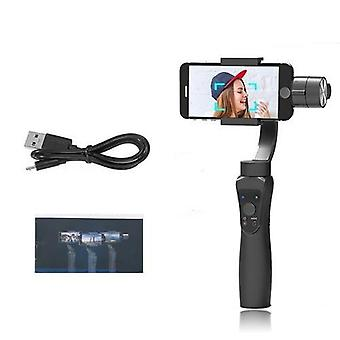 S5 3 Axis Handheld Gimbal Stabilizer For Smartphone Action Camera Video Record