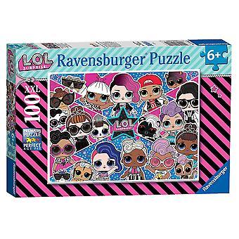 Ravensburger Jigsaw Puzzle LOL Surprise! XXL 100 pieces