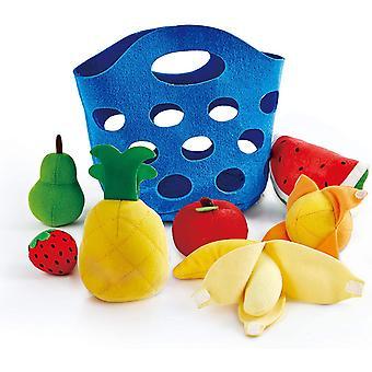 FengChun E3169 Obstkrbchen Zubehr fr Kinderkchen und Kaufmannsladen, ab 18 Monate