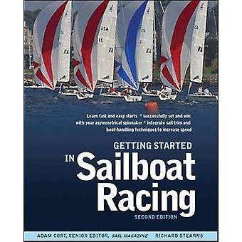 Aan de slag in Sailboat Racing door Adam CortRichard Stearns
