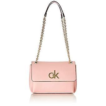 Calvin Klein, EW CONV FLAP XBODY MD Kvinde, Bratsch, 28 inches, ekstra stor(2)