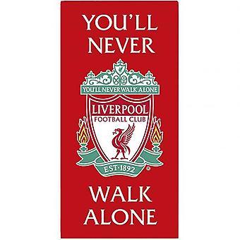 Liverpool Towel YNWA