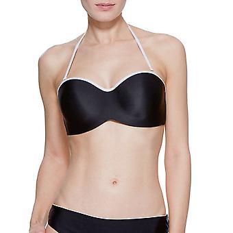 Monaco Halterneck Bikini Top