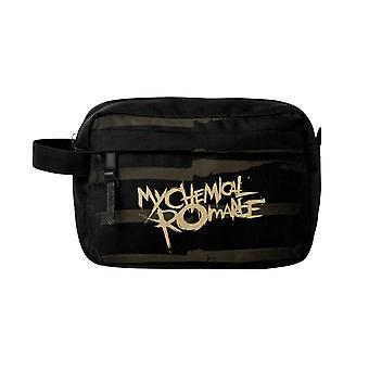 Rocksax بلدي الكيميائية الرومانسية غسل حقيبة - موكب