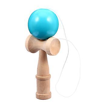 1pc Kendama speelgoed houten vaardigheid zwaard cup bal spelletjes educatieve kinderen grappig speelgoed