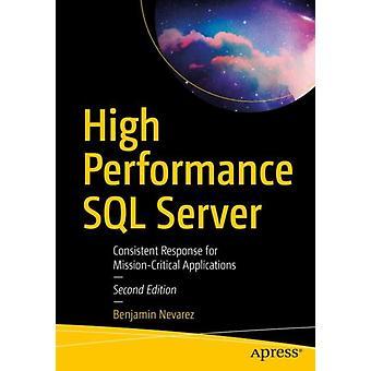High Performance SQL Server by Benjamin Nevarez