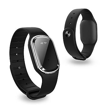 M1 Electronic Ultrasonic Mosquito Repellent Bracelet Anti Mosquito Watch Outdoor