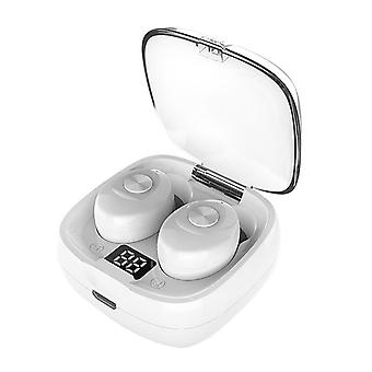 Ipx5 Vattentät Tws 5.0 Strömskärm Bluetooth Hörlurar