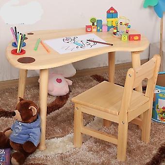 Lasten pöydät Lasten huonekalut Massiivipuu Nilkka